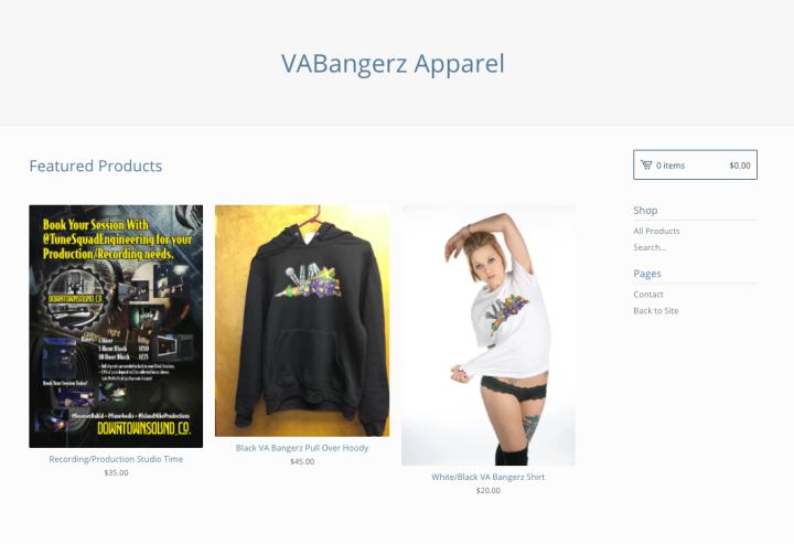 VABangerz.BigCartel.Com