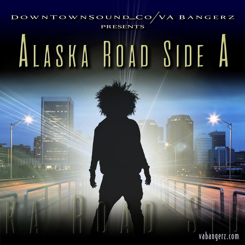Alaska Road Side A Front Cover