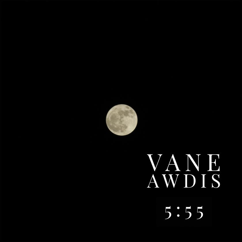 Vane Awdis 555 Front Cover